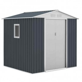 Caseta metálica Darlington 4, 07 m2