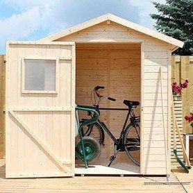 Caseta de madera Juliette 2,74 m2