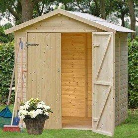 Cobertizo de madera Daniel 4 m2