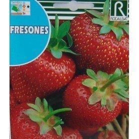 Fresones cuatro estaciones 0,25 g
