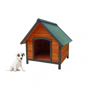 Caseta perro madera SWEET