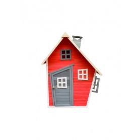 Casita infantil FANTASY RED
