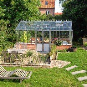 Invernadero cultivo tradicional