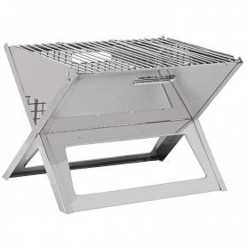 Portable BBQ Notebook Grill