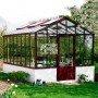 Invernadero cultivo victoria 2.36 x 3.09 y 7.3 m2