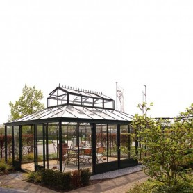 Invernadero bienestar real 4.57x6.04 y 27.6 m2