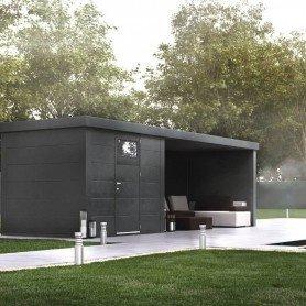 Casetas de jardin Novo Habitat Plus