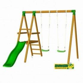 Parque Infantil MasGames Milos