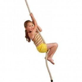 Cuerda de escalada sin nudos