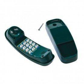 Teléfono verde para parques infantiles