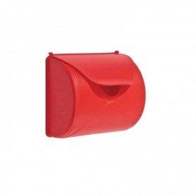 Buzón rojo