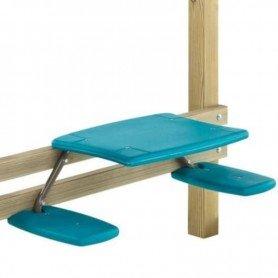 Mesa de picnic para parques infantiles