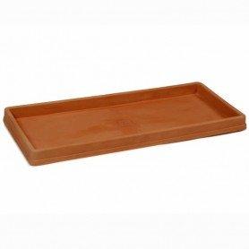 Plato rectangular/cuadrado resina