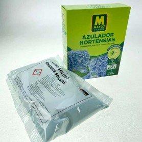 Azulador de hortensias soluble