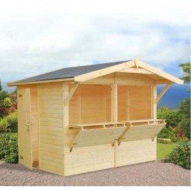 Kiosco de madera Stella