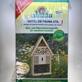 Hotel de insectos Neudorff