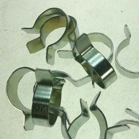 Grapas de acero zincado para invernadero