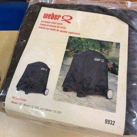 Funda de vinilo premium Q-200 Ref. 9932 Weber