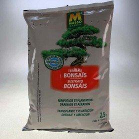 Sustrato Bonsais 2.5 Litros