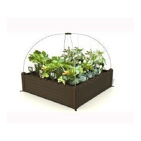 Cuadrado de plantacion raised garden bed