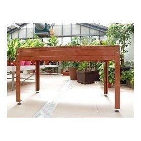 Mesa de cultivo 150x50x85 Lacada