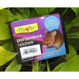 Caja portacebos ratones y topillos