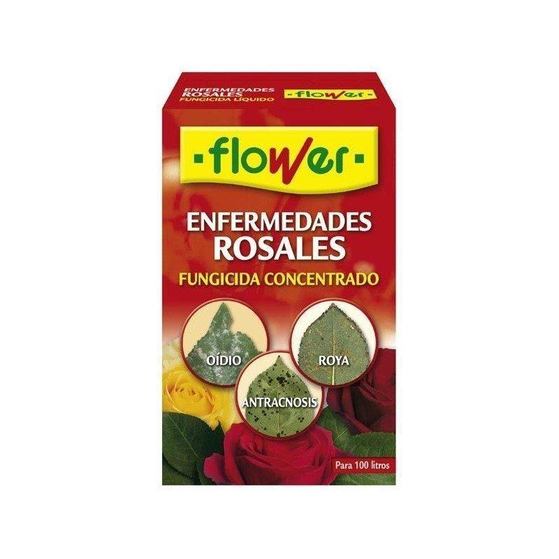 Enfermedades rosales 10 ml