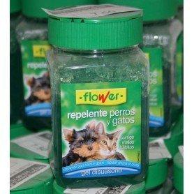 Repelente gel perros y gatos 280 gr. caja