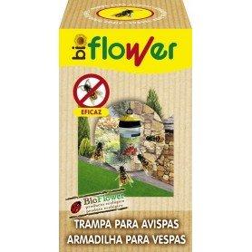 Trampa para avispas bio-flower