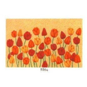 Alfombra tulipa
