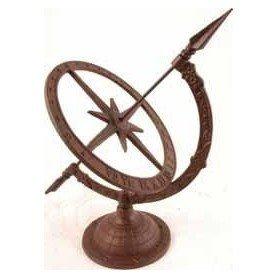 Dial de sol de hierro, pq