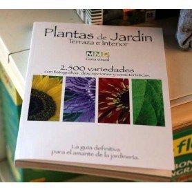 Libro plantas de jardin 2500 variedades