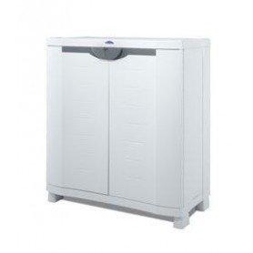 Medio armario 90 cm beig