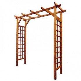Arco decorativo valeriane