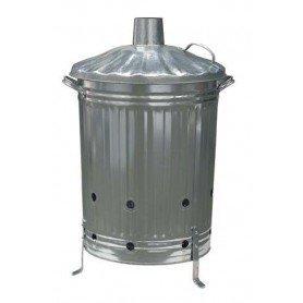 Incinerador de jardin mod. Euro 100 litros