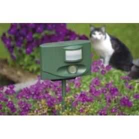 Ahuyentador de gatos por ultrasonidos