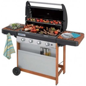 Barbacoa a Gas Campingaz 4 Series Classic L Woody