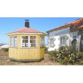 Casa Barbacoa modelo Costa del Mar