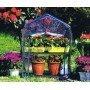 Invernadero PVC 2 baldas 95x70x50