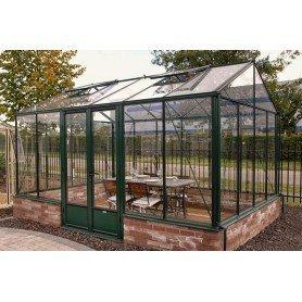 Invernadero cultivo tradicional 2.36x3.09 y 7.3 m2