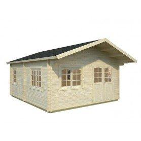 Casa de madera Emily 22,8 m2