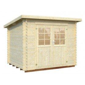 Casita de madera Mary 4,8 m2