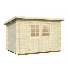 Casita de madera Mary 5,7 m2
