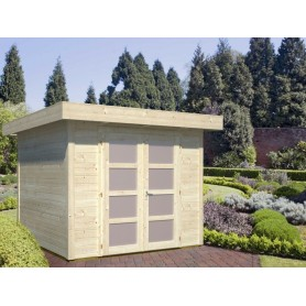 Caseta de madera Lara 6,0 m2