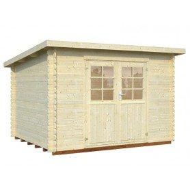 Casita de madera Mary 7,2 m2