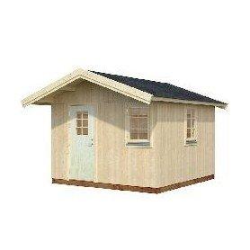 Casita de madera Hedwig 13,8 m2