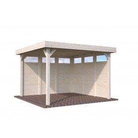 Pabellon de madera Palmako Lucy