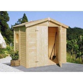 Cobertizo de madera Palmako Dan 4,6 m2
