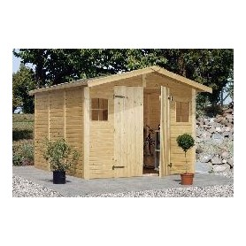 Cobertizo de madera Palmako Dan 7,7 m2