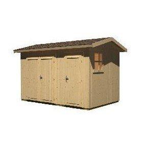 Cobertizo de madera Palmako Olaf 6,6 m2